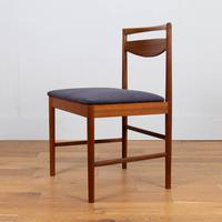 Set of 6 Mid Century Teak McIntosh Dining Chairs (3 of 12)