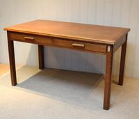 Oak Writing Desk (7 of 10)
