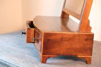 19th Century Inlaid Mahogany Dressing Table Mirror (20 of 23)