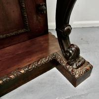 Pair of 19th Century Art Nouveau Gothic Carved Oak Console Pedestals (10 of 11)