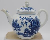 First Period Worcester Fence Pattern Teapot (2 of 6)