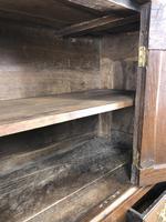 18th Century Welsh Oak Carmarthenshire Coffer (19 of 20)