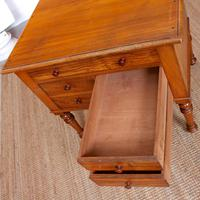 Walnut Chest of Drawers Victorian Side Cabinet 19th Century (3 of 11)