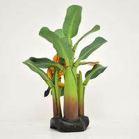 Vintage South Amercian Carved Wood Banana Tree Sculpture (9 of 10)