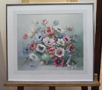 Watercolour Vibrant Flowers Listed Artist Jack Carter (3 of 10)