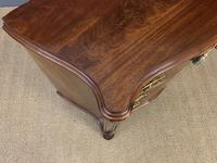 19th Century French Flame Mahogany Commode (19 of 20)
