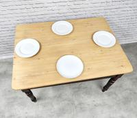 Pine Kitchen Table, Seats 4 (5 of 7)