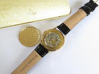 Gents 9ct Gold Cyma Wrist Watch, 1954 (4 of 6)