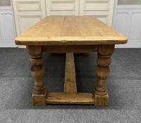 Pine Farmhouse Dining Table (14 of 17)