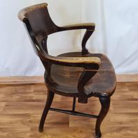 Oak Desk Chair (2 of 11)