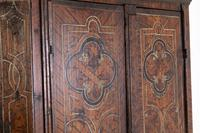 18th Century Austrian Painted Cabinet (5 of 6)