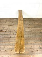 Long Antique Pine Bench (8 of 10)