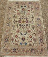 Good Pair of Antique Kashan Carpets (4 of 11)