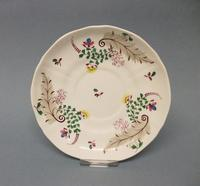 Staffordshire Tea Cup & Saucer c.1835 (2 of 8)
