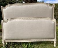 King Size Painted French Bed (9 of 10)