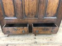 18th Century Welsh Oak Mule Chest (4 of 12)
