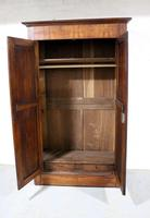 Late 19th Century French Cherrywood Wardrobe (7 of 10)