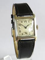 Gents 1931 Silver Watch, Goldsmiths & Silversmiths (2 of 5)