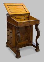 A Walnut Davenport Desk (4 of 5)