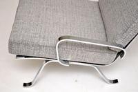 1960's Chrome Vintage Armchair (5 of 9)