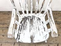Antique Distressed Painted Rocking Chair (5 of 9)