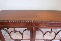 Antique Mahogany Glazed Display Cabinet (8 of 10)