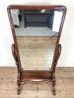 Antique Mahogany Dressing Mirror (11 of 11)