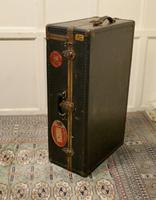 American Fitted Steamer Trunk or Cabin Wardrobe by Luxor (5 of 8)