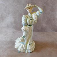 "Coalport ""Beatrice at the Garden Party"" Limited Edition  Figurine (3 of 9)"