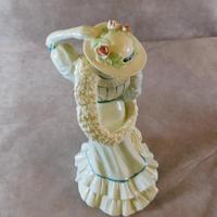 "Coalport ""Beatrice at the Garden Party"" Limited Edition  Figurine (8 of 9)"