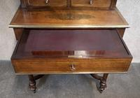 19th Century French Rosewood & Brass Inlaid Bonheur Du Jour (7 of 12)