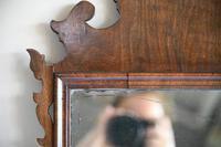 Georgian Style Mahogany Mirror (4 of 9)