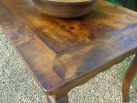 Fabulous Large French Fruitwood Farmhouse Table (9 of 11)