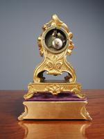 Louis XV Style Ormolu Mantel Clock by Raingo, Paris (9 of 16)