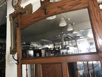 Oak Arts & Crafts / Art Nouveau Hall Stand (4 of 18)