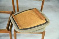 Set of 4 Retro Teak Dining Chairs (4 of 8)