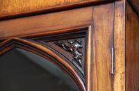 Early 19th Century Pollard Oak Bookcase (7 of 13)