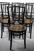 Decorated Bentwood Chairs (6 of 6)