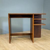 Modernist Oak Desk (3 of 6)