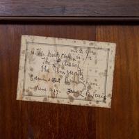 Handsome Victorian Walnut Glazed Bookcase C1890 (4 of 12)