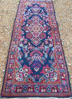 Antique Mohajeran Saroukh Runner Carpet (4 of 8)