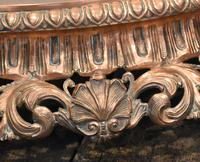 Fine Pierced Copper Repousse Stand (4 of 8)
