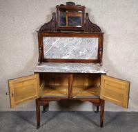 Edwardian Simulated Walnut Bedroom Suite (11 of 21)