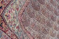 Antique Lavar Kirman Carpet 480x300cm (3 of 13)