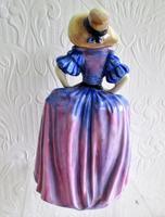 "Vintage Royal Doulton English Porcelain Figurine ~ ""Patricia"" ~ HN 1431 (3 of 5)"