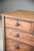 Antique Mahogany Chest of Drawers (5 of 12)