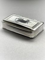 Superb Mid 19th Century French Silver Gilt Snuff Box (2 of 6)