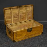 Mid 20th Century Camphor Wood Trunk (7 of 8)