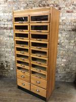 Art Deco 1920s Haberdashery Cabinet (3 of 4)