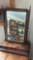 Mahogany Dressing Table Swing Mirror (2 of 5)